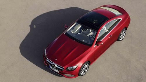 Mercedes E-Class Coupe hoàn toàn mới chính thức ra mắt - 5