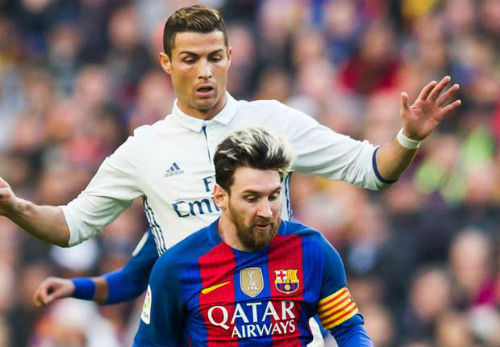 Tin HOT bóng đá tối 14/12: CLB Trung Quốc nhăm nhe Ronaldo, Messi - 1
