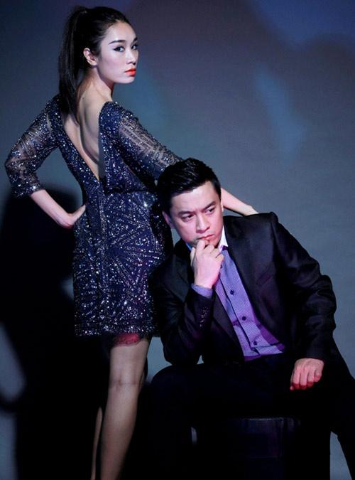"""Cậu cháu Lam Trường cùng """"khóc"""" trên sân khấu - 3"""