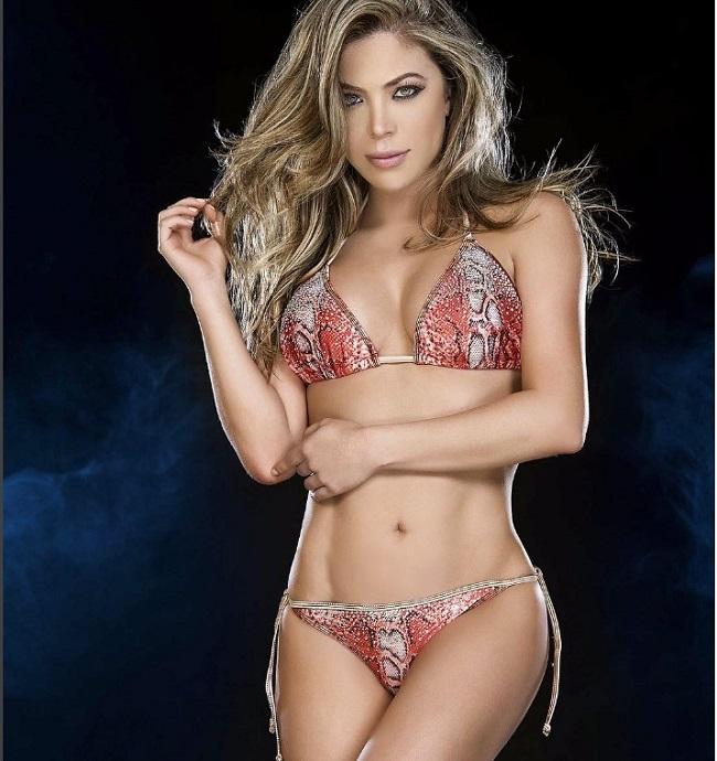 Daniela Tamayo hiện đang là một trong số những người mẫu có hình thể đẹp nhất trên thế giới.