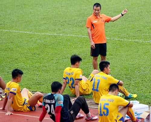 "U21 Việt Nam ""thử lửa"" ở giải U21 Quốc tế - Clear Men Cup - 2"