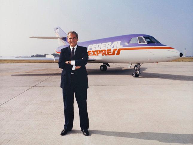 10 nguyên tắc thành công của CEO hãng FedEx - 3
