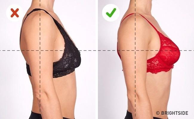 Nghệ thuật mặc áo ngực đúng cách để tôn vòng 1 - 8