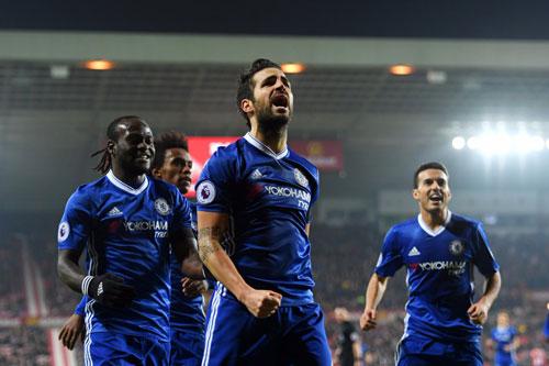 """Sunderland - Chelsea: Cú cứa lòng """"như tranh vẽ"""" - 1"""