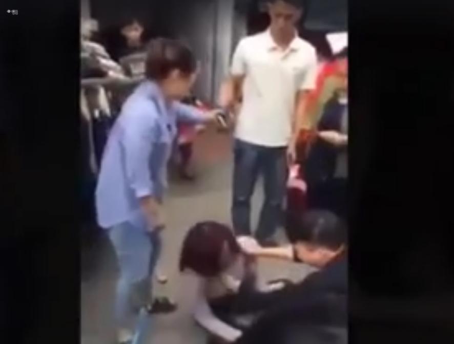 Sự thật vụ cô gái xinh đẹp bị tát giữa đường vì trộm - 1