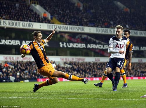 Mãn nhãn tiki-taka: Bàn thắng 30 chạm của Tottenham - 1