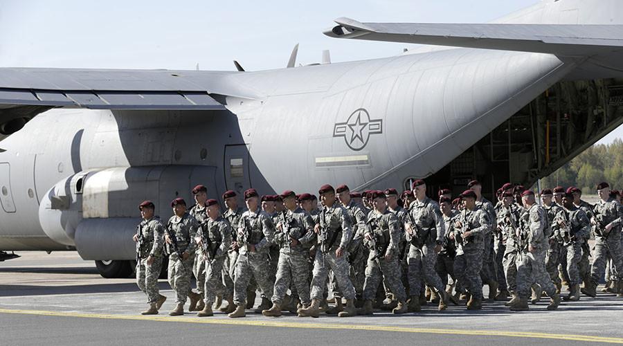 Sát ngày Trump nhậm chức, Mỹ điều 4.000 quân đến gần Nga - 1