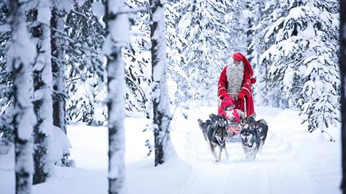 """Để có kỳ nghỉ Giáng sinh """"độc nhất vô nhị"""" trong đời, hãy đến nơi này ! - 6"""
