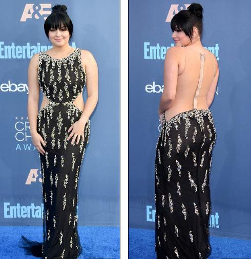 Nỗi lo lạ lùng về ngoại hình của cô béo đẹp nhất Hollywood - 2