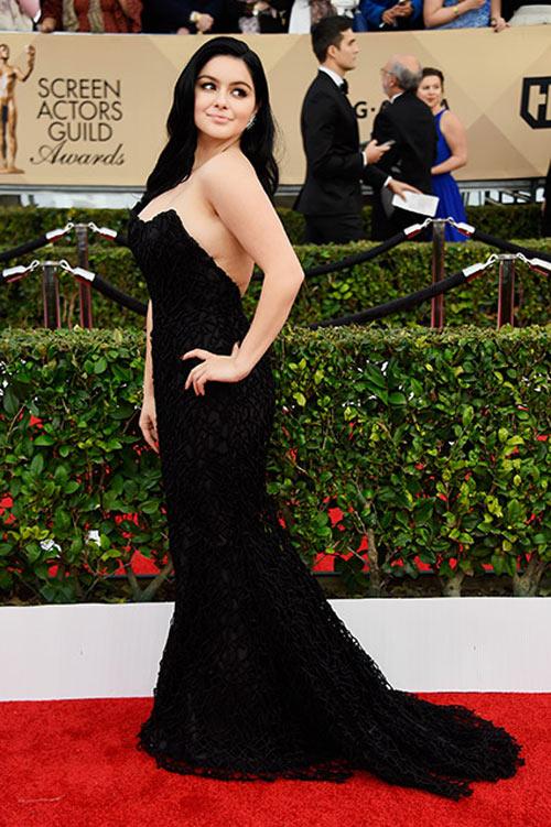 Nỗi lo lạ lùng về ngoại hình của cô béo đẹp nhất Hollywood - 7