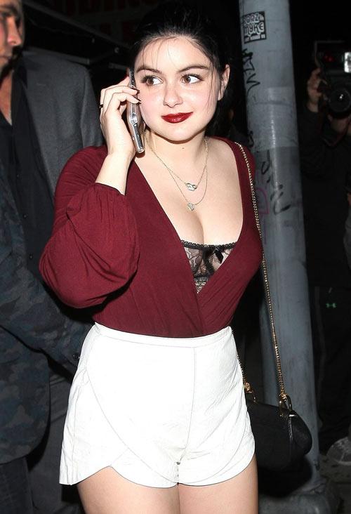 Nỗi lo lạ lùng về ngoại hình của cô béo đẹp nhất Hollywood - 6