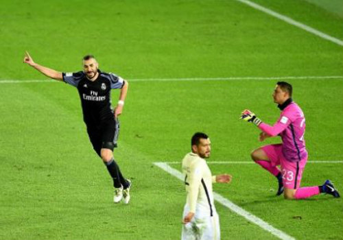 Club America - Real Madrid: Khác biệt ở siêu sao - 1