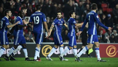 Chelsea đầu bảng dịp Giáng sinh: Điềm báo nhà vô địch - 1