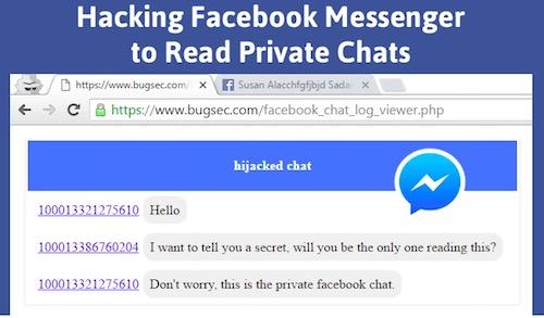 1 tỉ người có nguy cơ bị lộ nội dung chat trên Facebook Messenger - 1