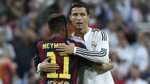"""Ronaldo giành QBV, Neymar """"dội gáo nước lạnh"""" cho siêu sao Real - 1"""