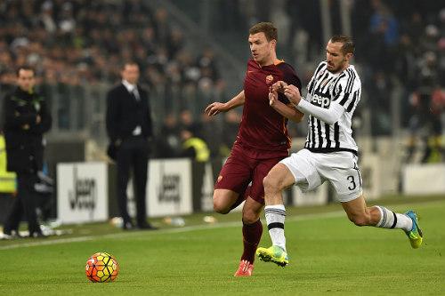 """Trước vòng 17 Serie A: Juventus - Roma """"quyết tử"""" - 1"""