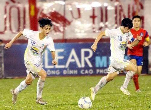 U21 HAGL: Sứ mệnh bóng đá đẹp, mục tiêu vô địch - 1