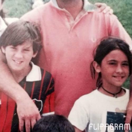 Messi lấy vợ: Soái ca chung thủy và 20 năm son sắt - 2