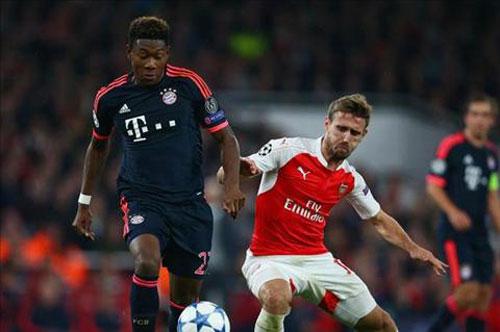 Tin HOT bóng đá tối 16/12: Hậu vệ trái số 1 thế giới mê Arsenal - 1