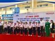 Học sinh ở Đồng Nai & Bình Phước nhận mũ bảo hiểm từ Honda Việt Nam
