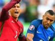 """""""Thù"""" Euro chưa nguôi, sao Pháp cấm con hâm mộ Ronaldo"""