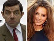 """Bạn trẻ - Cuộc sống - Con gái """"vua hài"""" Mr. Bean vừa đẹp vừa tài ít người sánh kịp"""