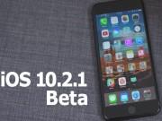 Công nghệ thông tin - Vừa tung iOS 10.2 chính thức, Apple đã phát hành iOS 10.2.1 Beta