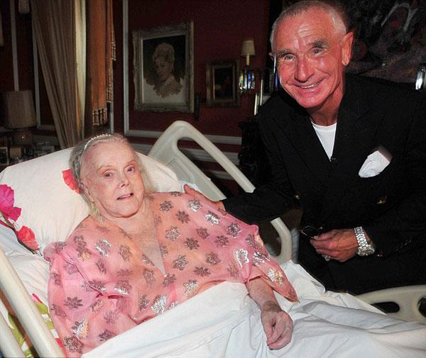 Biểu tượng sắc đẹp 9 đời chồng đã qua đời ở tuổi 99 - 2