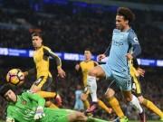 Bóng đá - Wenger: Man City ghi 2 bàn việt vị, trọng tài có vấn đề