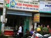 Cướp tiệm vàng ở Tây Ninh: Thêm 2 đối tượng đầu thú