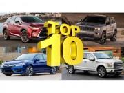 Tin tức ô tô - 10 mẫu xe được giới nhà giàu Mỹ ưa thích nhất 2016