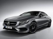 Tư vấn - Mercedes S-Class Coupe tinh tế hơn với Night Edition