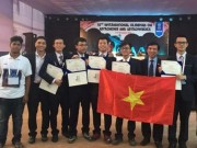 Giáo dục - du học - Việt Nam giành HCB Olympic Quốc tế về Thiên văn học và Vật lý thiên văn