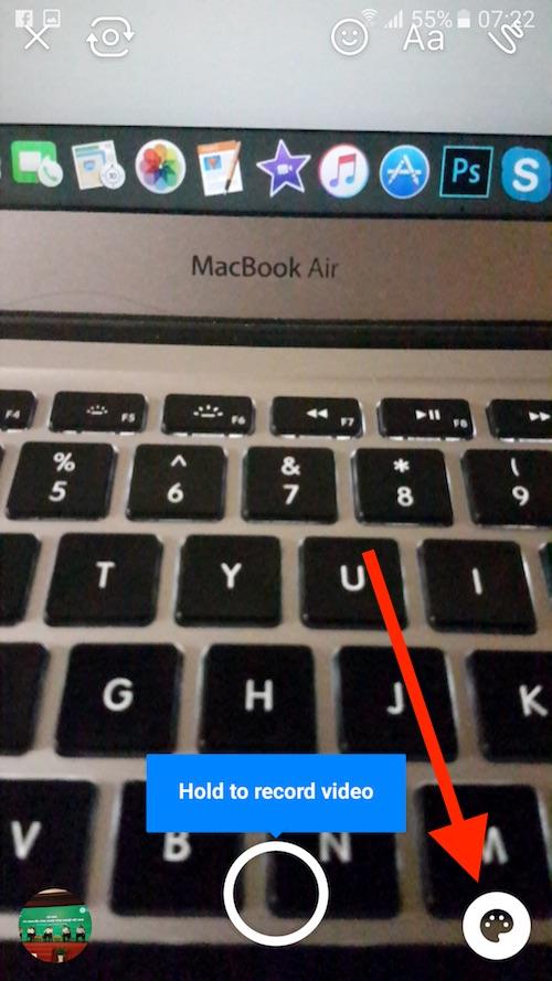 Mẹo viết status với phông nền tùy chọn trên Facebook - 3