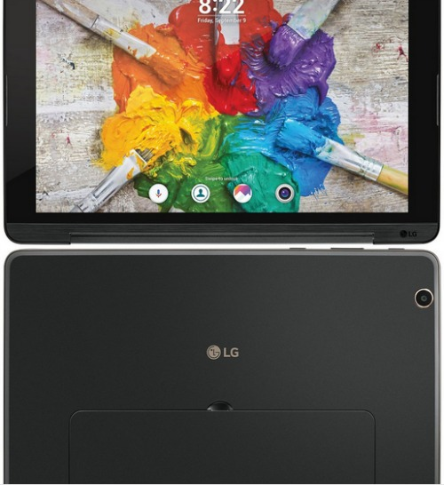 Lộ ảnh máy tính bảng LG G Pad III 10.1 - 1