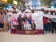 Fan Việt chờ Wonder Girls hàng tiếng đồng hồ