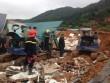 Sạt lở kinh hoàng ở Nha Trang, ít nhất 2 người chết