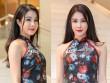 """Cận cảnh gương mặt """"xây lại"""" của Diệp Lâm Anh tại lễ ra mắt phim"""