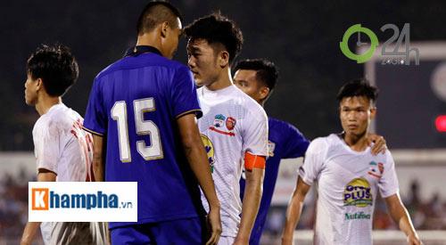 Bị Thái Lan chơi xấu, Công Phượng - Văn Toàn được bảo vệ - 6
