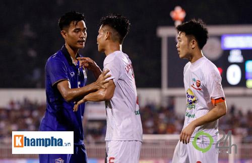 Bị Thái Lan chơi xấu, Công Phượng - Văn Toàn được bảo vệ - 8