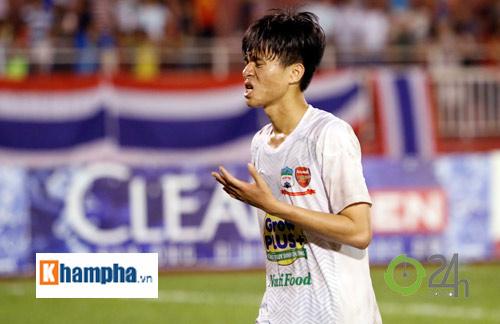 Bị Thái Lan chơi xấu, Công Phượng - Văn Toàn được bảo vệ - 11