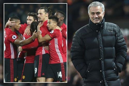 """MU tệ nhất từ 1989, Mourinho vẫn được mời """"phá lệ"""" - 1"""
