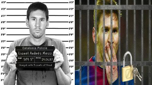 Cùng trốn thuế, Messi bị dọa bỏ tù, Ronaldo được làm ngơ - 2