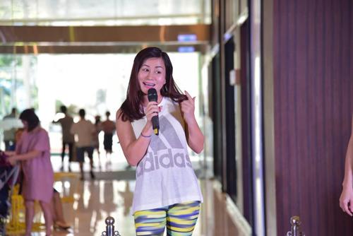 """Trải nghiệm """"chất lừ"""" của các cô nàng thể thao tại sự kiện adidas Fit Fest - 2"""