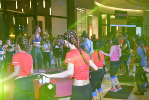"""Trải nghiệm """"chất lừ"""" của các cô nàng thể thao tại sự kiện adidas Fit Fest - 3"""