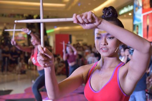 """Trải nghiệm """"chất lừ"""" của các cô nàng thể thao tại sự kiện adidas Fit Fest - 4"""