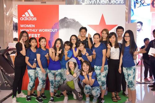 """Trải nghiệm """"chất lừ"""" của các cô nàng thể thao tại sự kiện adidas Fit Fest - 5"""