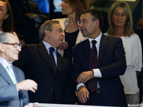 """Nghi ngờ Real """"chạy án"""" FIFA, Barca chỉ phản ứng rụt rè - 1"""