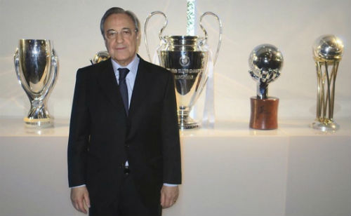 Kỷ nguyên Real – Perez cực thịnh, chưa bằng một nửa Barca - 1