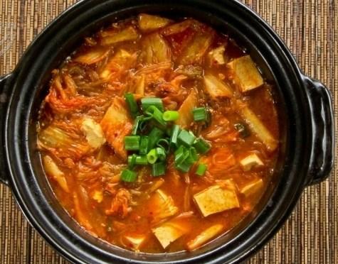 """4 biến tấu cho món canh kim chi ngon """"quên sầu"""" - 4"""